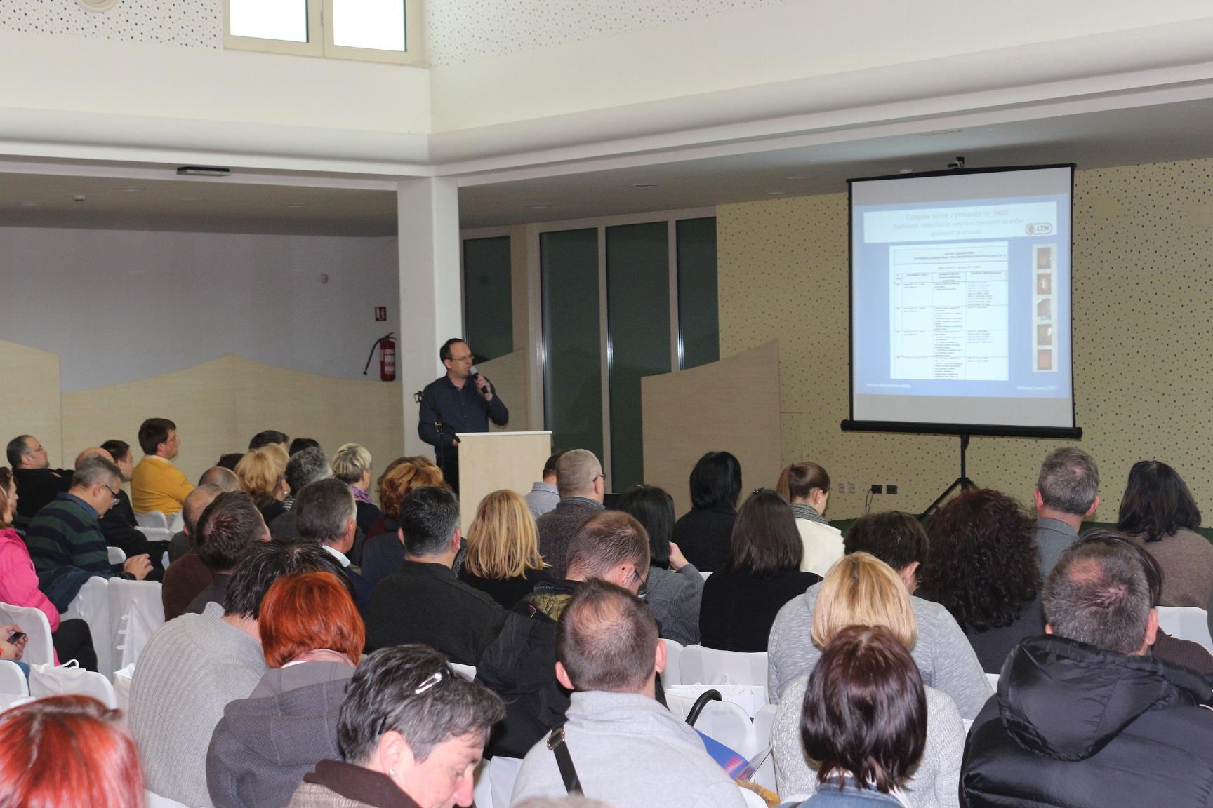 """Međunarodni seminar sa temom """"EN norme u protupožarnoj zaštiti"""""""