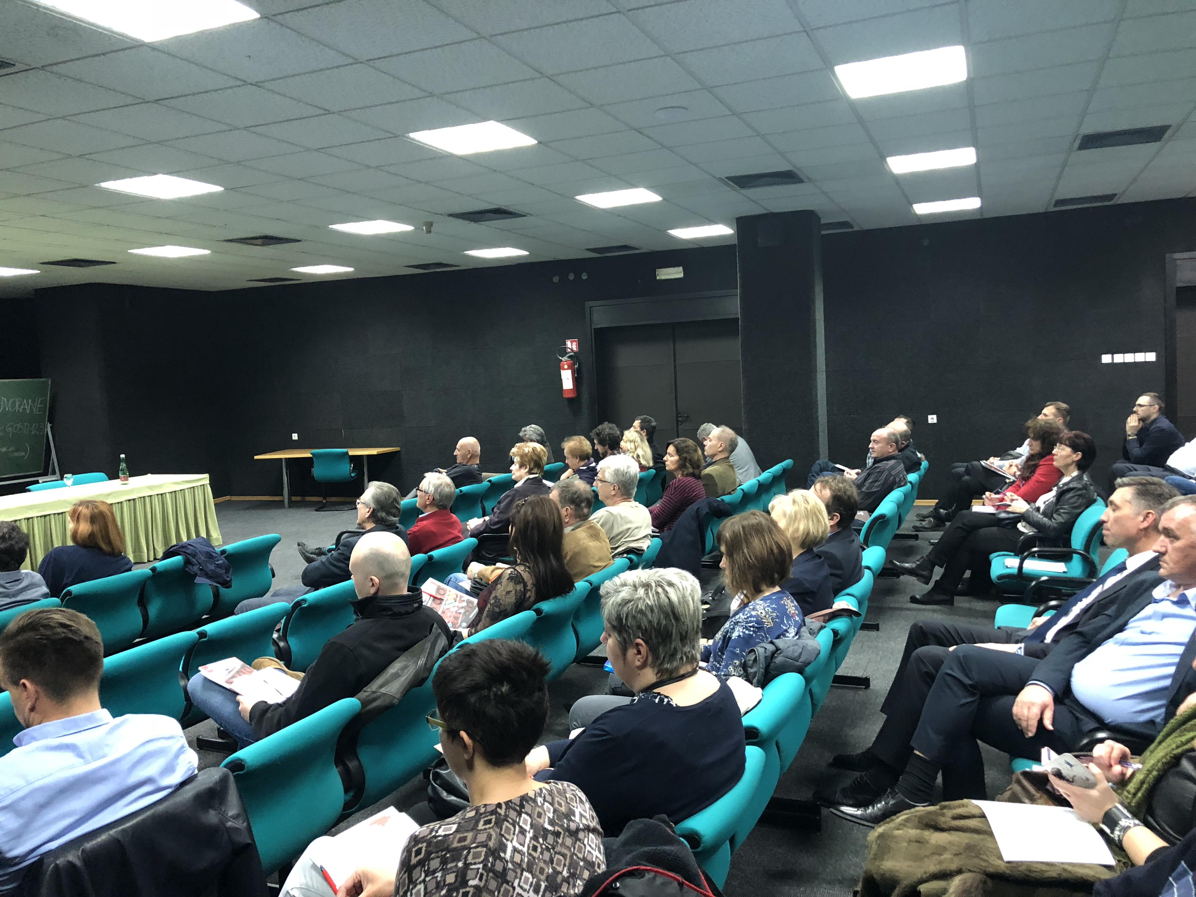 Održan proljetni seminar HUZOP-a