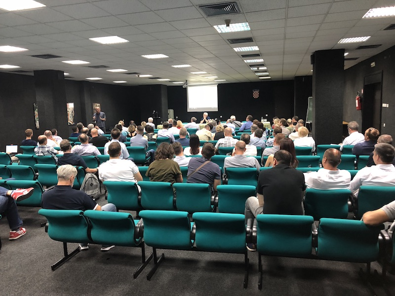 Održan ljetni seminar HUZOP-a